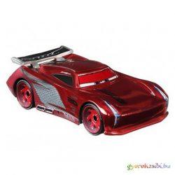 Verdák 3: Racing Red Jackson Storm karakter kisautó 1/55 - Mattel