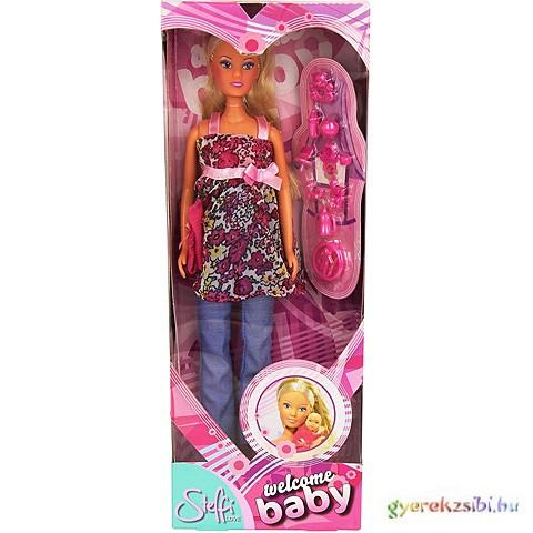 bdb03fc52f81 Steffi Love terhes baba - Simba Toys - GYEREK ZSIBI - Minőségi ...