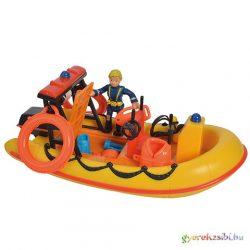 Tűzoltó Sam: Neptun csónak