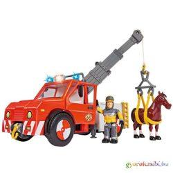 Tűzoltó Sam: Phoenix (Főnix) ló figurával – Simba