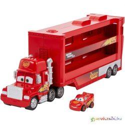 Verdák 3 Mini Mack kamion és Villám McQueen