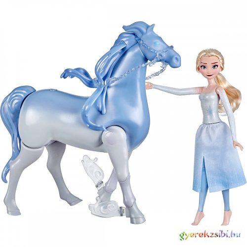 Jégvarázs Elsa és Nokk elemes szett