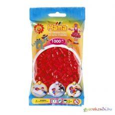Hama: Piros vasalható gyöngy 1000db-os Midi