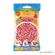 Hama: Rózsaszín vasalható gyöngy 1000db-os Midi