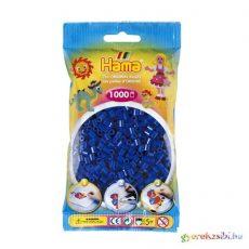 Hama: Kék vasalható gyöngy 1000db-os Midi