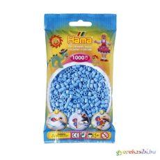 Hama: Pasztell kék vasalható gyöngy 1000db-os Midi