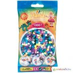 Hama: Vegyes vasalható gyöngy 11-féle színű 1000db-os Midi