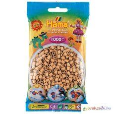 Hama: Vasalható gyöngy cser színű 1000db-os Midi