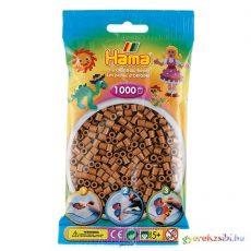 Hama: Vasalható gyöngy nugát színű 1000db-os Midi