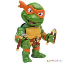 Tini Nindzsa Teknőcök: Metalfigs Michelangelo fém figura 10cm - Simba Toys