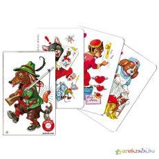 Kutyák Fekete Péter kártyajáték - Piatnik