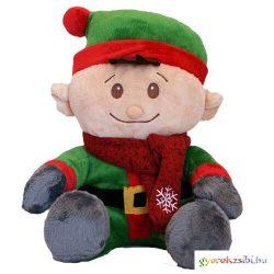 Karácsonyi plüss Manó - Keel Toys