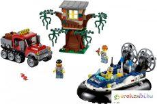 Lego 60071Lego City 60071 Légpárnás hajós letartóztatás