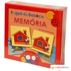Bogyó és Babóca memóriajáték
