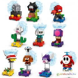 LEGO Super Mario™ Karaktercsomagok – 2. sorozat
