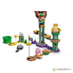 LEGO® Super Mario: Luigi kalandjai kezdőpálya (71387)