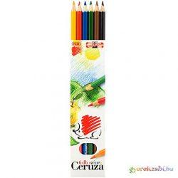 ICO: SÜNI színes ceruza készlet 6db
