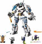 LEGO Ninjago™ Zane mechanikus Titánjának csatája - 71738
