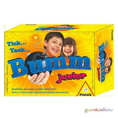 Tick Tack Bumm junior - Piatnik