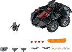 LEGO Superheroes Applikációval távirányítható Batmobil 76112