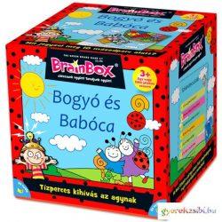Brainbox: Bogyó és Babóca társasjáték