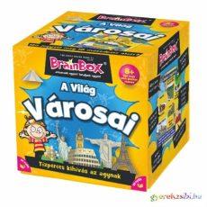 Brainbox: A világ városai társasjáték