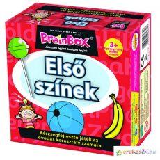 Brainbox: Első színek társasjáték