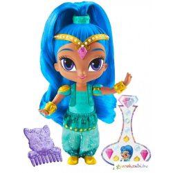 Shimmer és Shine: Shine dzsinn strandbaba - Mattel