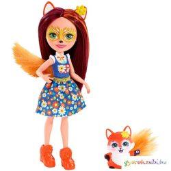 Enchantimals: Felicity Fox Róka Lány baba