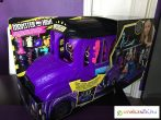 Monster High deluxe busz