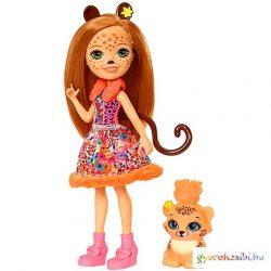 Enchantimals: Cherish Cheetah baba és Quick-Quick gepárd - Mattel