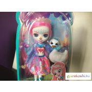 Enchantimals: Saffi Swan baba és Poise hattyú - Mattel