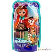 Enchantimals: Tanzie Tiger baba és Tuft tigris - Mattel