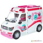 Barbie Mentőautó fénnyel és hanggal - Mattel