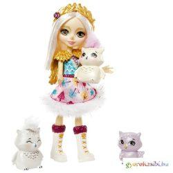 Enchantimals: Odele Owl & Cruise játékszett kisállatokkal