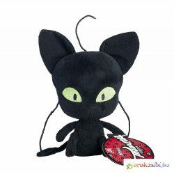 Miraculous - Katicabogár és Fekete Macska: Plagg plüss figura 15cm