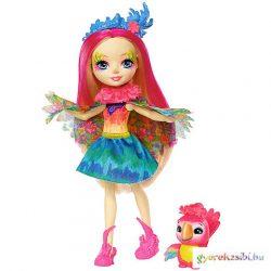 Enchantimals: Peeki Parrot baba és Sheeny papagáj - Mattel