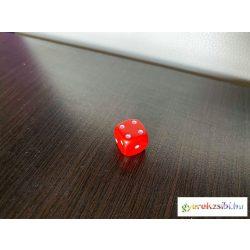 Piros dobókocka