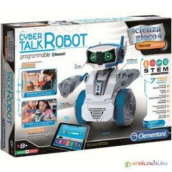 Cyber Talk beszélő robot készlet - Clementoni
