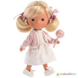 Llorens: Miss Minis Lilly Queen 26cm-es baba nyalókával
