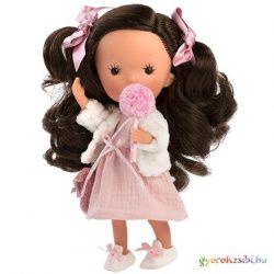 Llorens: Miss Minis Dana Star 26cm-es baba nyalókával
