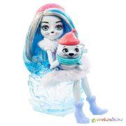 Enchantimals: Sashay Seal és Blubber jeges horgászat játékszett - Mattel