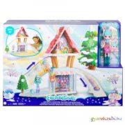 Enchantimals: Bree Bunny és Twist síkunyhó játékszett - Mattel
