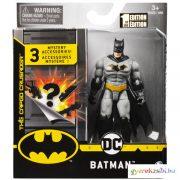 DC Comics: Batman 10cm figura 3 kiegészítővel - Spin Master