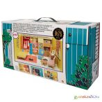 Barbie 75.évfordulós retro álomház babával és kiegészítőkkel - Mattel