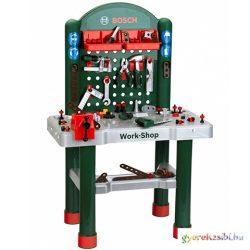 Bosch barkácsasztal szerszámokkal 82db-os készlet - Klein Toys