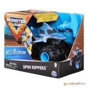 Monster Jam Spin Rippers Megalodon kisautó 1:43 - Spin Master