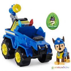 Mancs őrjárat Dino Rescue: Chase deluxe járművel - Spin Master