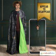 Harry Potter: Láthatatlanná tévő köpeny mobil applikációval