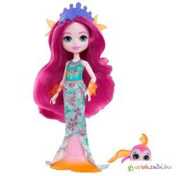 Enchantimals: Maura Mermaid & Glide figura szett - Mattel